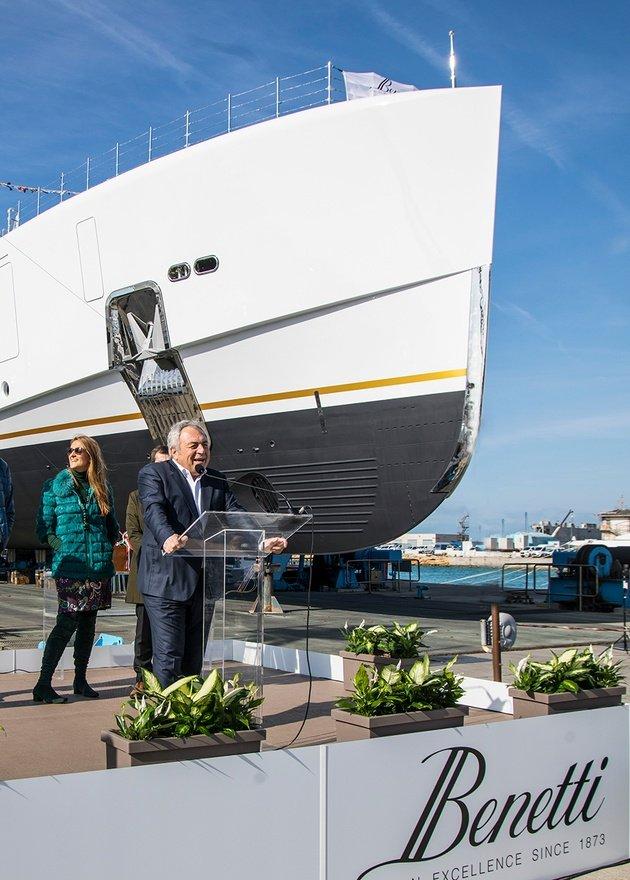benetti FB273 superyacht